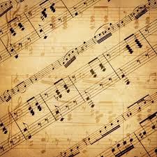 music wallpaper music wall murals by loveabode com old music sheet wall mural photo wallpaper