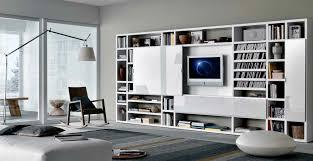 Built Ins For Living Room Misuraemme Modern Style Living Rooms White Contemporary Living