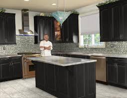 kitchen design ideas dark cabinets appealing contemporary kitchen design ideas with island cozy dark