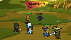 battleheart apk battleheart android gameplay apk