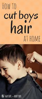 boy haircuts at home how to cut boys hair the easy way step by step tutorial boy