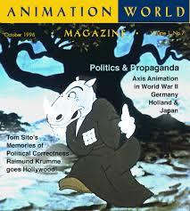 Awn Animation Animation World Magazine Issue 1 7 October 1996