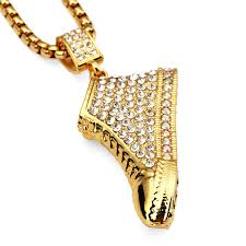 aliexpress buy nyuk gold rings bling gem online shop nyuk 10pcs lot gold sneaker shoe 3d iced out