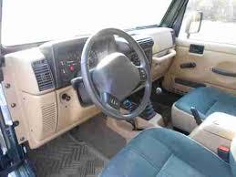 99 Jeep Wrangler Interior Sell Used 99 Jeep Wrangler Sahara 4x4 Tilt Cruise Cd A C Hard