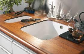plan de travail stratifié cuisine plan de travail quel matériau choisir inspiration cuisine