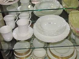 wedgwood country ware four place dinner set amanda addams