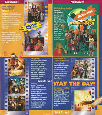 thanksgiving 1995 nickalive nickelodeon studios at universal studios florida