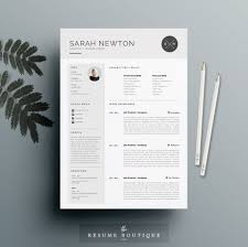 word resume cover letter template resume template and cover letter template for word diy printable resume template and cover letter template for word diy printable 4 page the