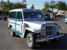 willys overland logo 1955 willys overland station wagon for sale classiccars com cc
