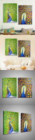 peacocks home decor 25 unique peacock wall art ideas on pinterest peacock art