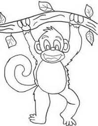 you will find a large selection of jungle coloring pages for your