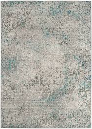Modern Gray Rugs Metro Modern Area Rugs Mystique By Safavieh
