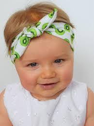 fruit headband baby scarf kiwi fruit babypanda fi