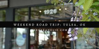 Oklahoma Traveling Tips images Weekend road trip recap tulsa oklahoma curvy fashion jpg