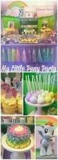 My Little Pony Party Centerpieces by Best 25 Little Pony Party Ideas On Pinterest My Little Pony