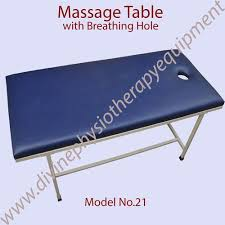 massage table with hole massage table with breathing hole manufacturer and supplier in chennai