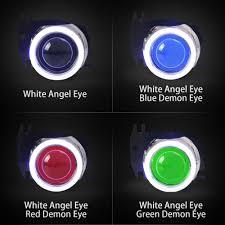 kt headlight fits for honda cbr600rr 2013 2015 led angel eyes