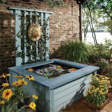 Backyard Small Pond Ideas Small Garden Pond Ideas Outdoortheme Com