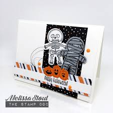 cookie cutter halloween the stamp doc