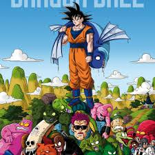 watch dragon ball fall men fan daily anime art