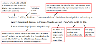 apa format online article no author ideas of journal article without doi apa style 6th edition libguides