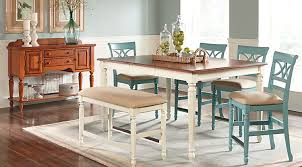 affordable square dining room sets rooms to go furniture