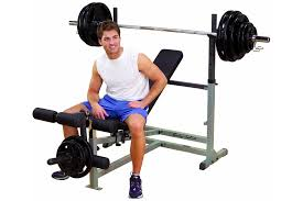 Body Solid Folding Bench Tuffstuff Benches And Racks