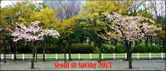 Seoul Korea In Spring 2013 U2013 Day 1 Anantheking