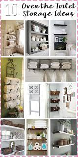 best 25 over toilet storage ideas on pinterest diy bathroom