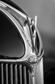 ford v8 emblem photographs america