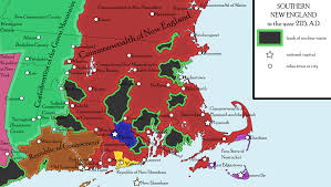 New England State Map by Map Thread Xiv Page 264 Alternate History Discussion