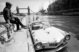 amphibious car the amphibious car that lives on the seine in paris