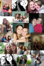 friends collage templates postermywall