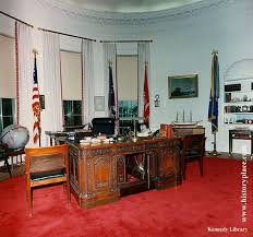 oval office redecoration oval office nov 1963 redecoration never seen by jfk who was very