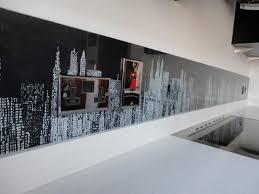 kitchen glass splashback ideas kitchen creative glass splashback tiling ideas with city