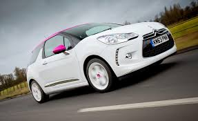 pink and black cars citroen ds3 pink edition is for the ladies autoevolution