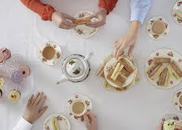Rules Of Civility Table Etiquette Guide To Informal by Tea Party Etiquette For Hosts And Guests
