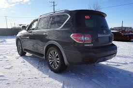 nissan armada 2018 interior 2017 nissan armada for sale in edmonton