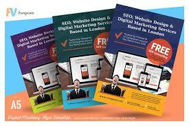social media brochure template digital brochure template fieldstation co