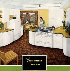 Retro Cabinets Kitchen by 371 Best Retro Kitchen Images On Pinterest Retro Kitchens