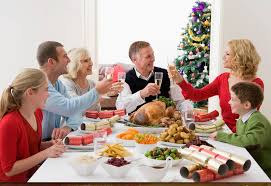 how to survive the holidays with his family blossy
