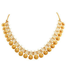 gold necklace india images Buy joyalukkas 22k gold necklace online at low prices in india jpg