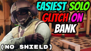 Rainbow Six Siege How To Kill A Shield Op Easy Glitch On Bank Spawn Kill The Map