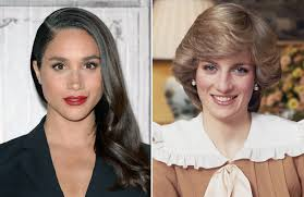 Used Makeup Vanity Meghan Markle Used The Same Makeup Artist As Princess Diana For