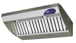 eclairage hotte cuisine professionnelle hottes semi professionnelles vorax de vim ventilation