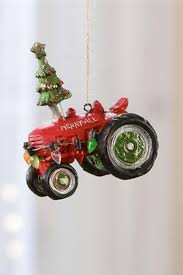 gift craft tractor ornaments from missouri by zsa zsa s