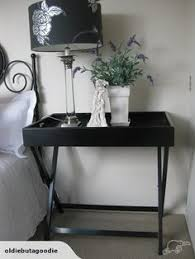 butler table with tray white butlers tray table perfect as a bedside pinteres