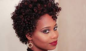 black hair tight curls get beautiful tight curls on short natural hair w out heat