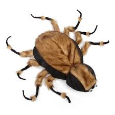 fuzzy tarantula halloween dog costume with same day shipping