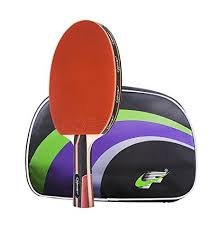professional table tennis racket caleson professional table tennis racket ittf rubber ayius handle